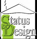 Логотип компании Статус Дизайн