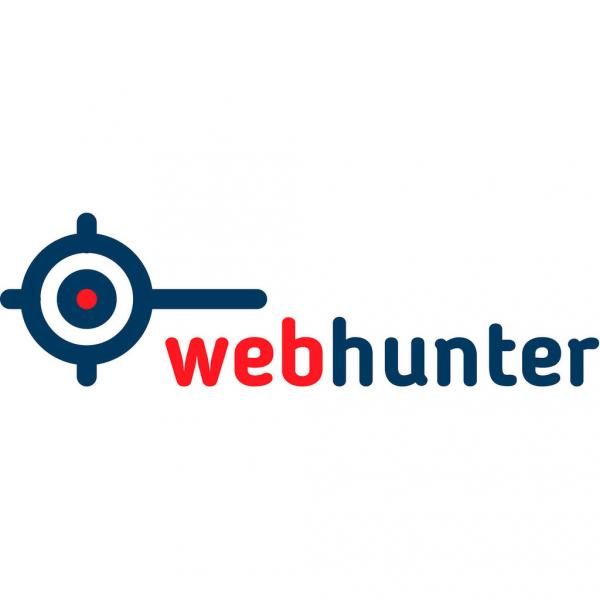 Логотип компании Вэбхантер
