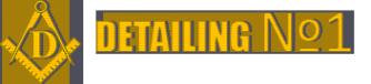Логотип компании Detailing №1