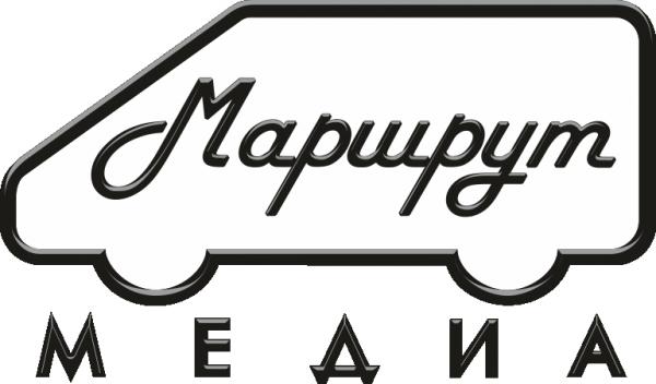 Логотип компании Маршрут Медиа