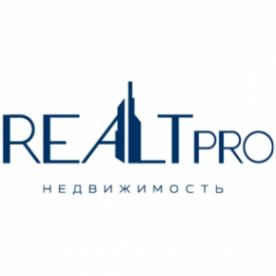 Логотип компании Realt-PRO