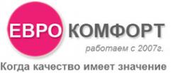 Логотип компании ЕВРО КОМФОРТ