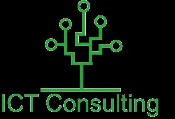 Логотип компании ИКТ Консалтинг